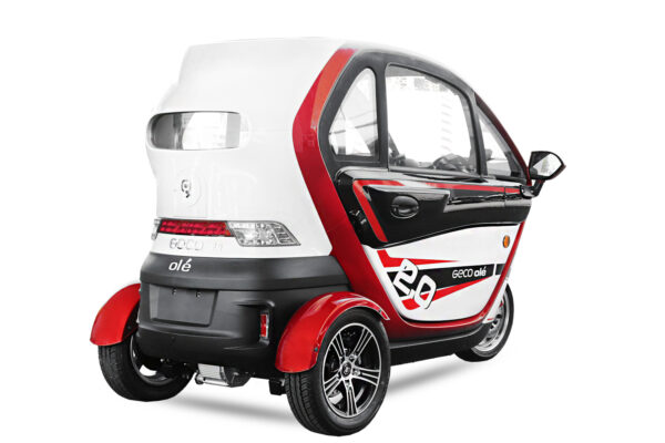 Elektriauto Geco 3kw