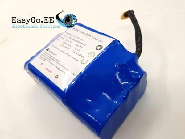 EasyGo tasakaaluliikuri Samsung Li-Ion Akud
