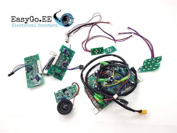Tasakaaluliikuri elektroonika remondi komplekt